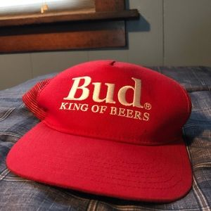 Bud King of Beers Trucker Hat